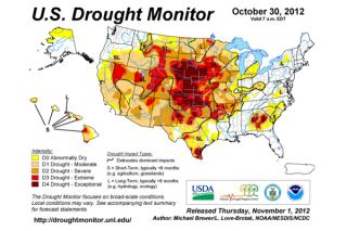 drought, hurricane sandy