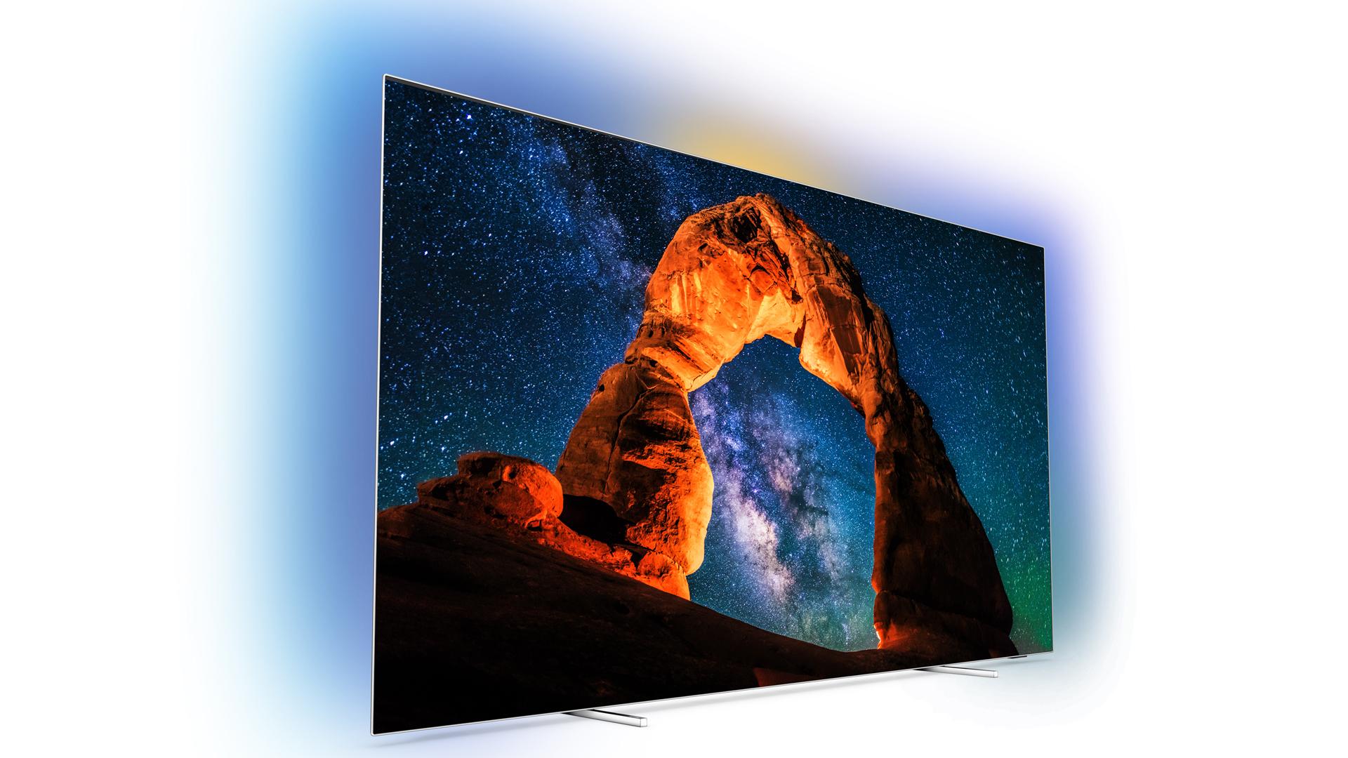 Philips OLED 803 4K HDR TV (55OLED803) review   TechRadar