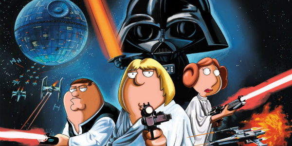 family guy star wars episodes