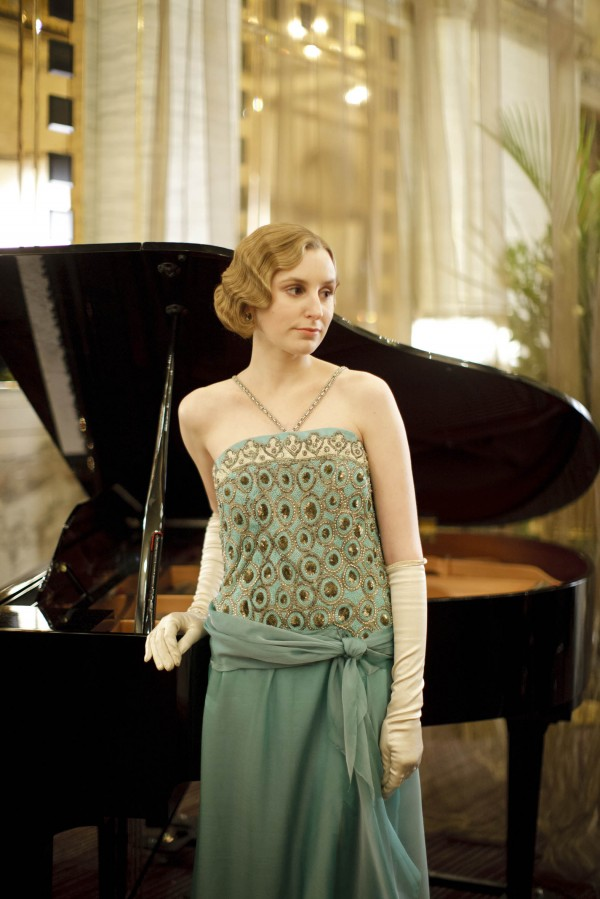 Lady Edith  as Laura Carmichael