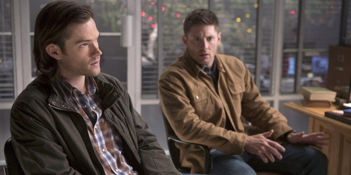 Supernatural Jared Padalecki Sam Winchester Dean Winchester Jensen Ackles The CW