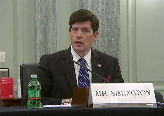 FCC member Nathan Simington