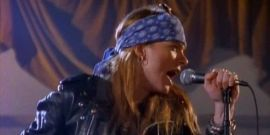 That Time Axl Rose Was Caught Singing Sweet Child O'Mine Outside A Karaoke Bar