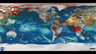 NASA animation shows global effects of Australia wildfires, hurricanes and more