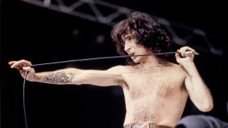 AC/DC's Bon Scott