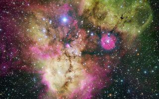 Stellar Cluster NGC 1920