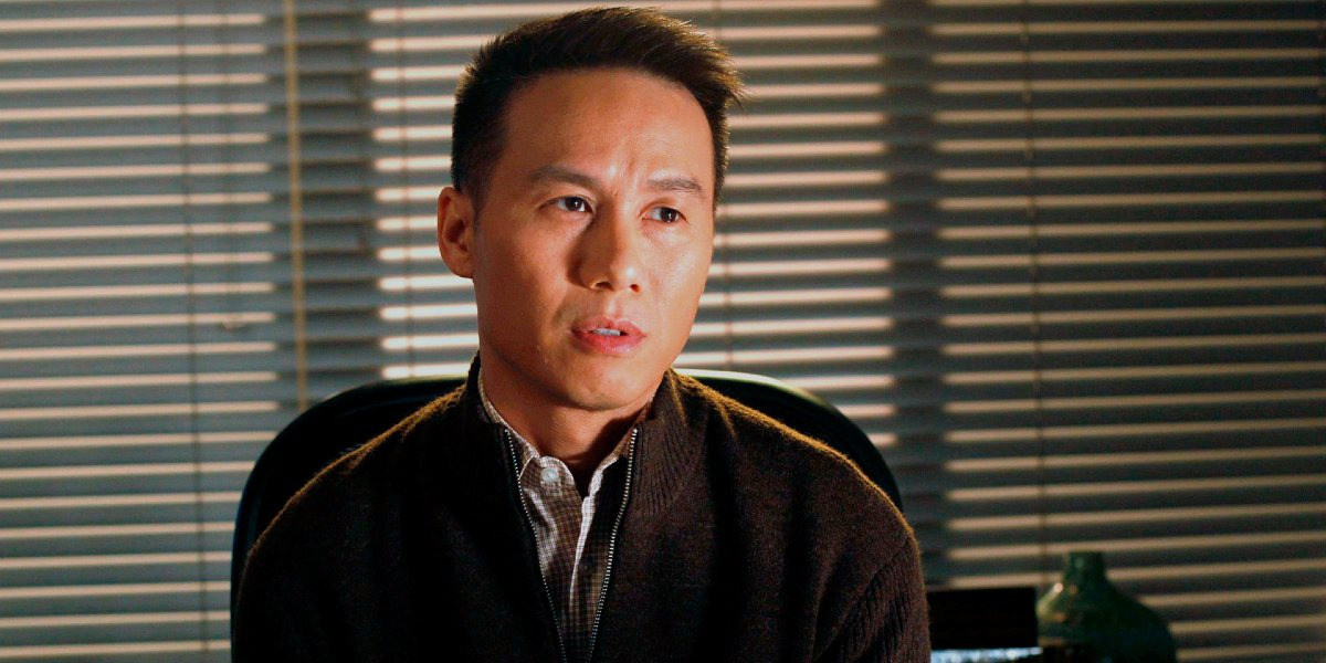 B.D. Wong on Law and Order: SVU