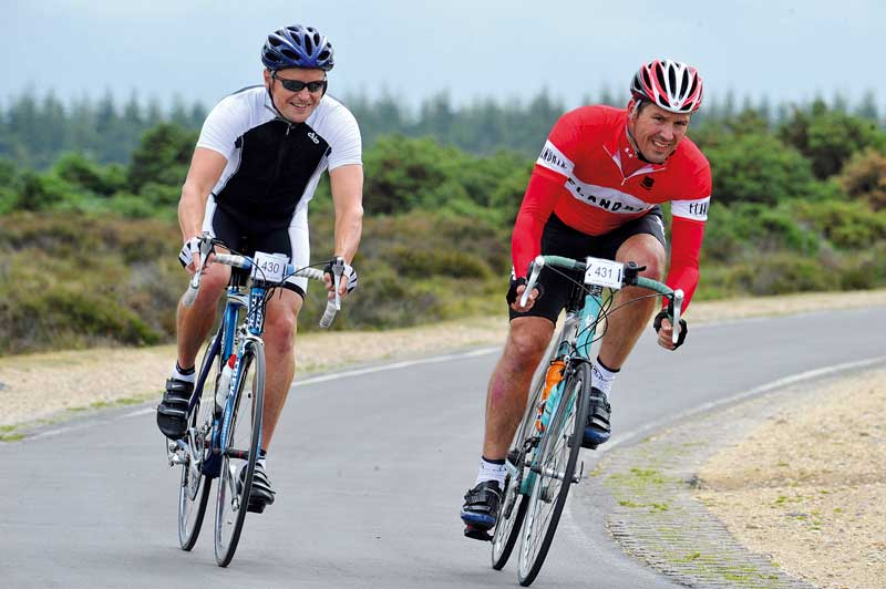 cyclo sportive, new forest challenge, cycling weekly