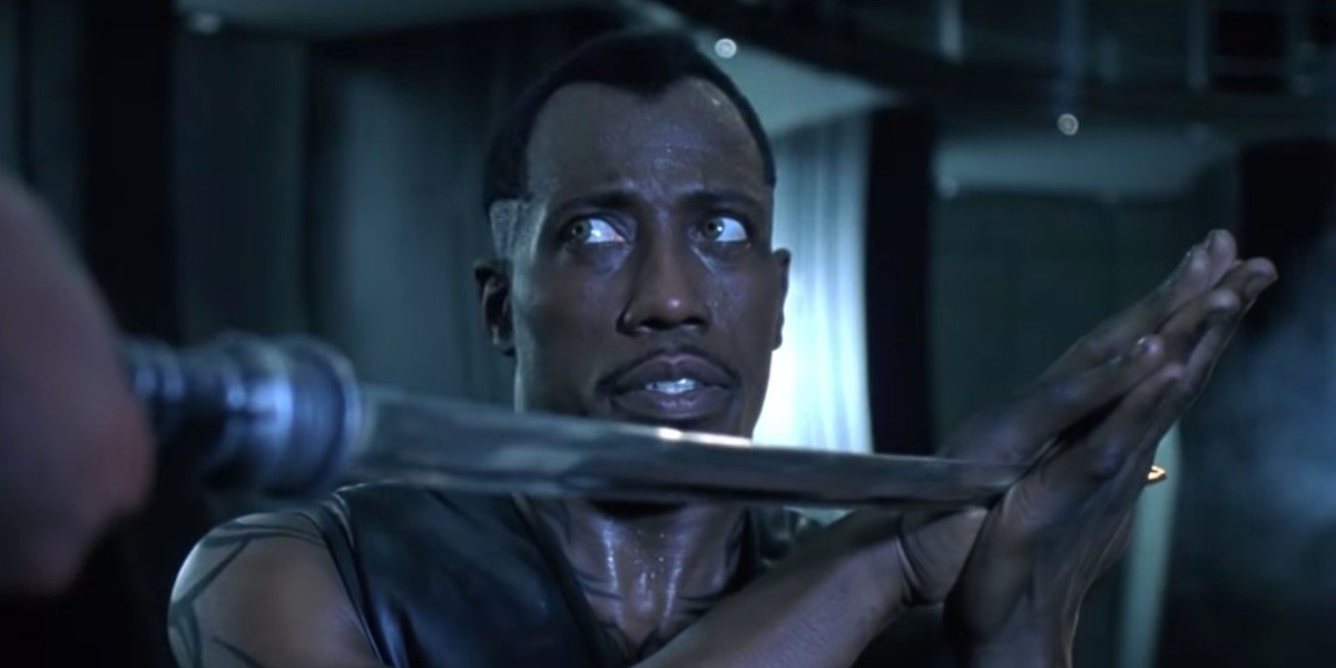 Snipes in Blade 2