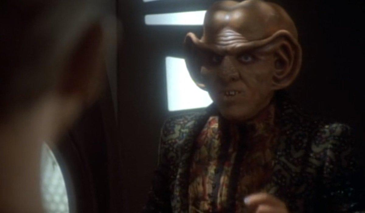 Quark Star Trek: Deep Space Nine
