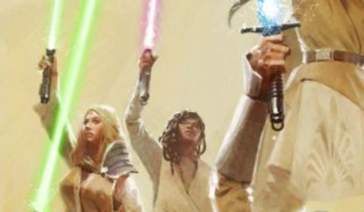 The High Republic Lightsabers The Light Of The Jedi