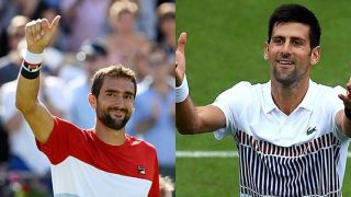 live stream queen's club tennis: cilic vs Djokovic