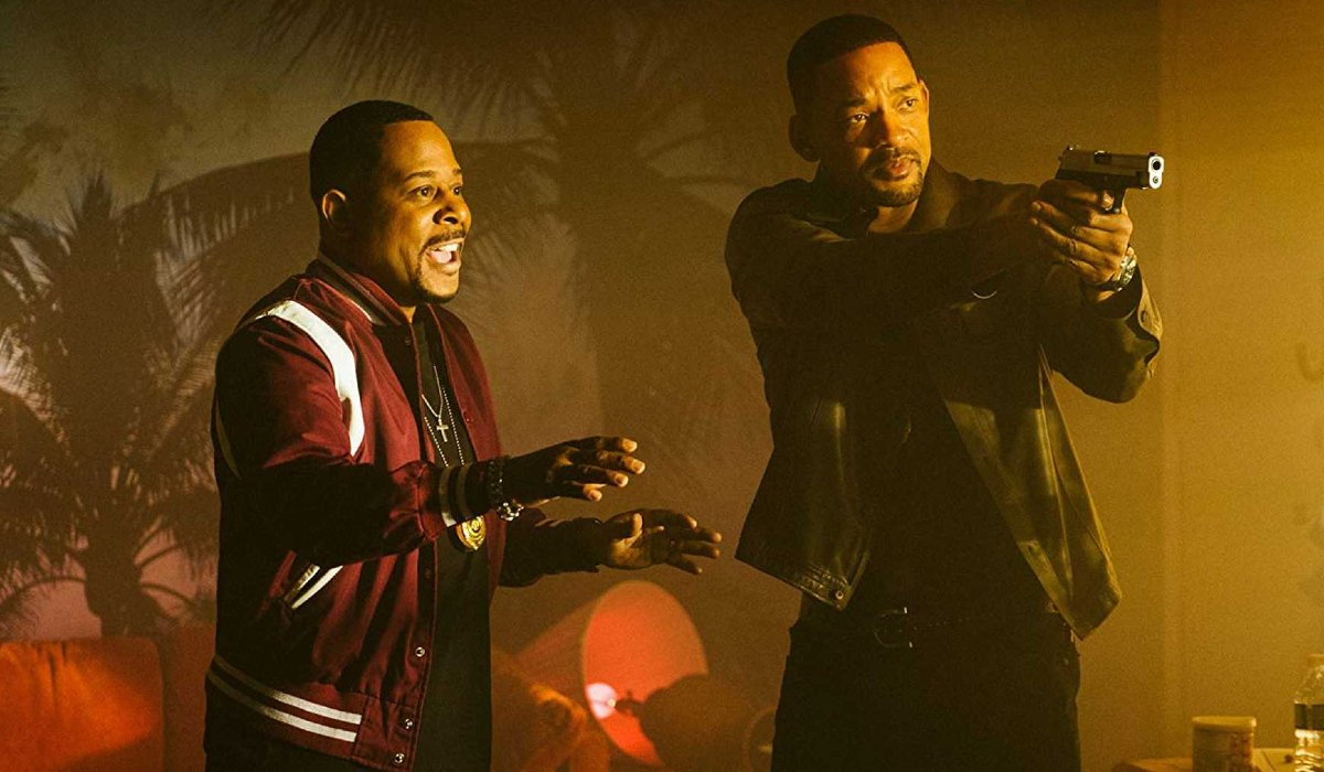 Bad Boys For Life Will Smith takes aim, while Martin Lawrence tries to talk things out