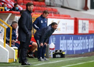 Aberdeen v Rangers – Scottish Premiership – Pittodrie