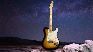 Strat Tele Hybrid Kicks Off Fenders Parallel Universe Guitar