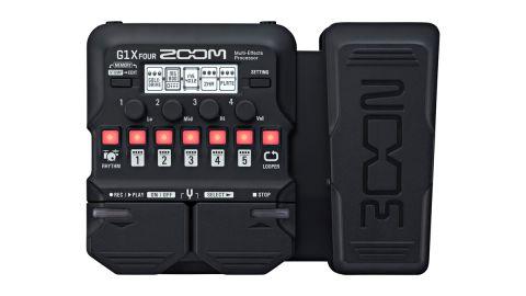 bf97090fdf9e6a Zoom G1X Four review | MusicRadar