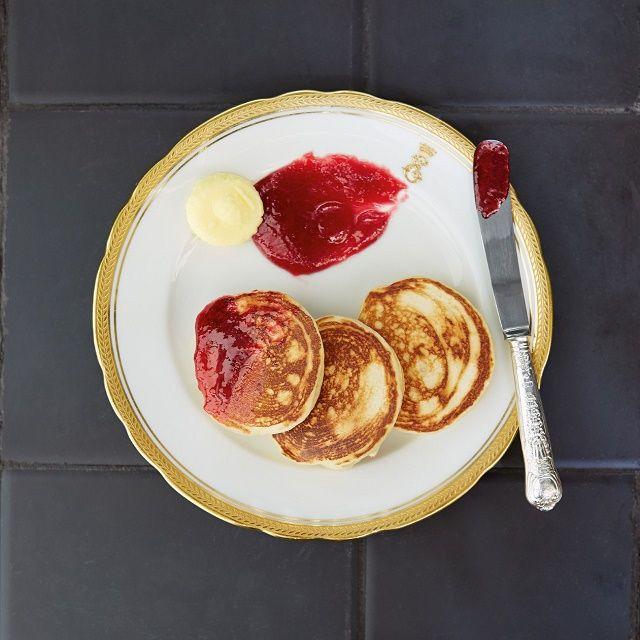 Royal recipes drop scones