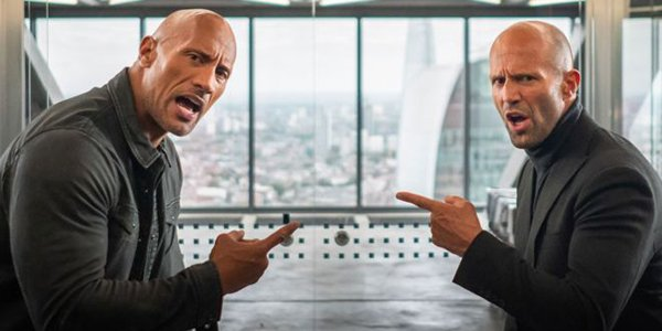 Hobbs & Shaw pointing the finger of blame
