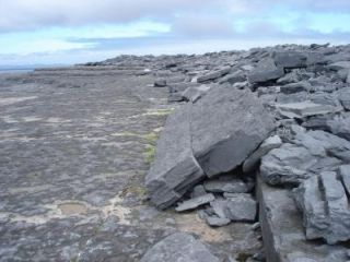 moving boulders, irish geology, what moves rocks, aran islands mystery, storm surge effects, tsunami research, earth
