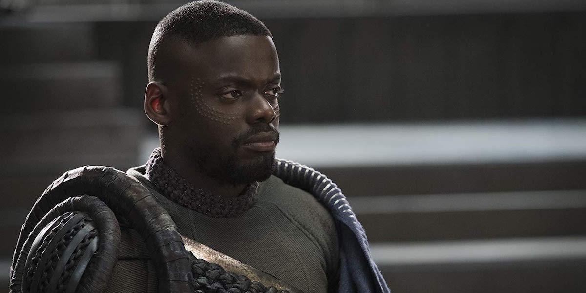 Daniel Kaluuya as W'Kabi in Black Panther