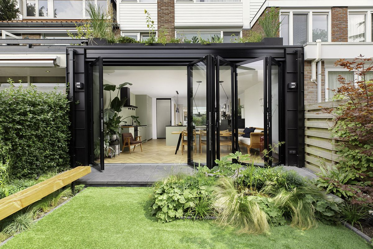 Bifold doors - everything to know about this finishing touch to your extension