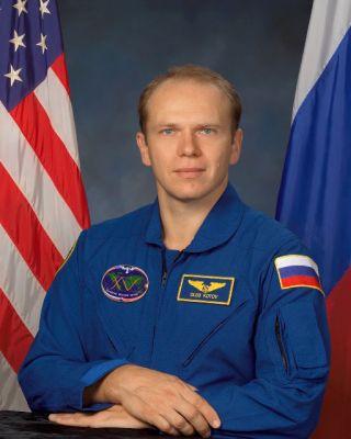 Cosmonaut Biography: Oleg Kotov