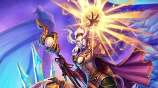 Hearthstone Dragoncaster Rare Card Mage Class Dragon Spell