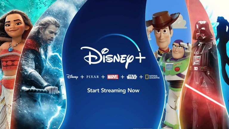 Disney Plus US and UK