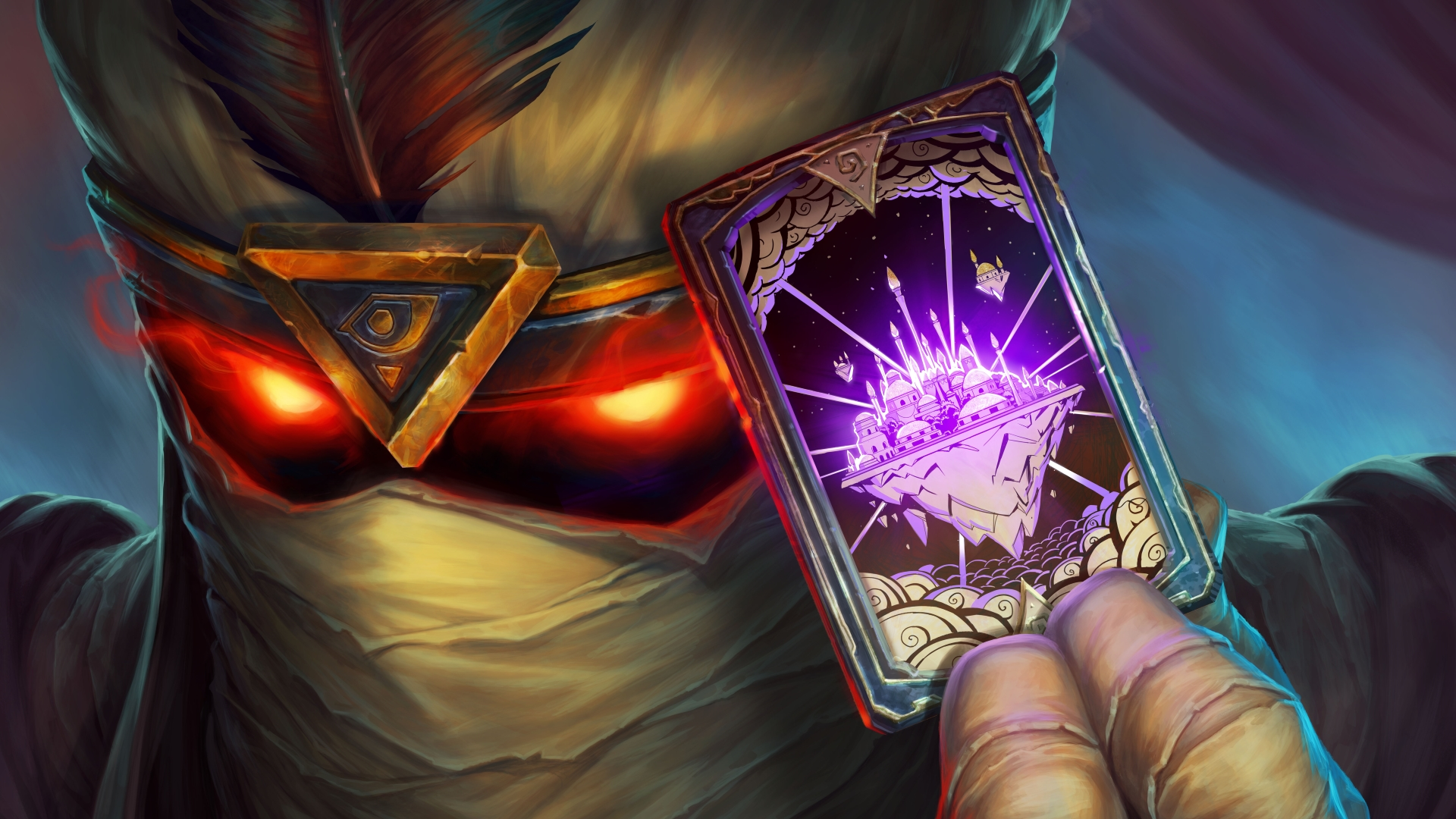 Hearthstone S Rise Of Shadows Expansion Features An Avengers Style