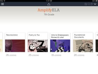 Amplify Releases ELA Digital Curriculum