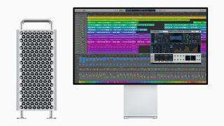 New Mac Pro running Apple Logic Pro X 10.4.5