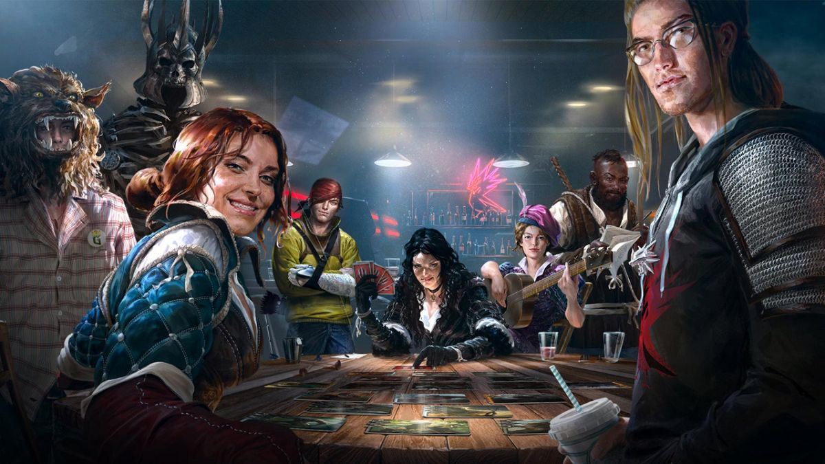 The Witcher's card game, Gwent, finally makes it onto iOS