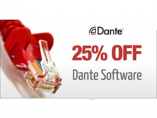 Audinate Launches 25 Percent Off Dante Software Promotion