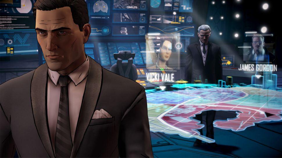 Resultado de imagem para batman the telltale series gameplay