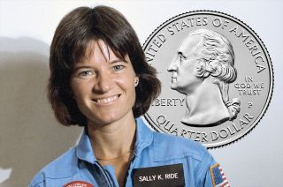 Sally Ride, the first female U.S. astronaut to fly into space, will be among the first to be honored on a 2022 circulating coin as part of the U.S. Mint's American Women Quarter Program.