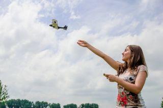 TobyRich Moskito drone.