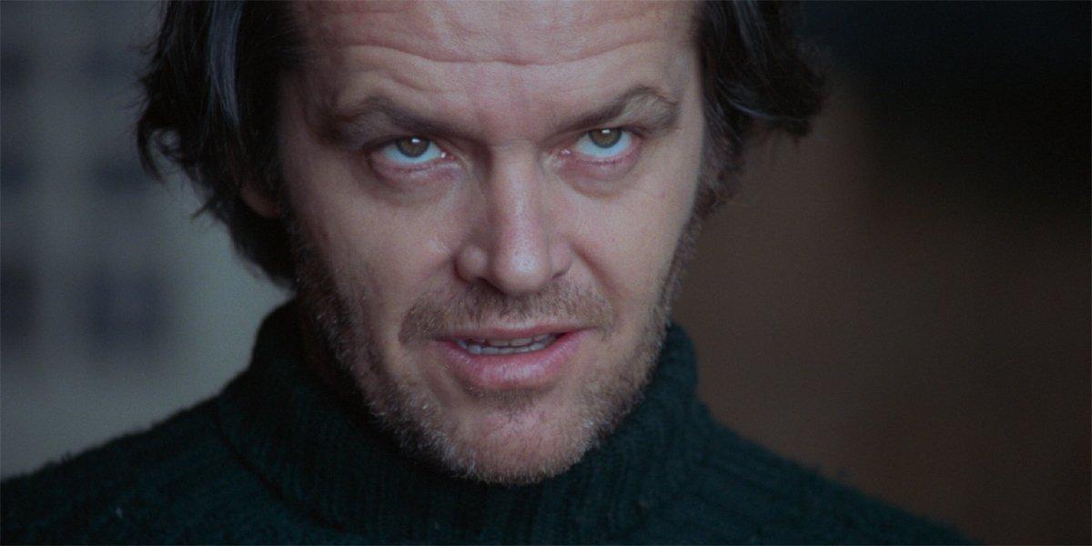 The Shining Jack Nicholson as Jack Torrance