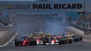 Stream F1 live from the France Grand Prix