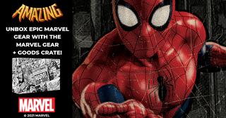 Marvel Gear & Goods Crate