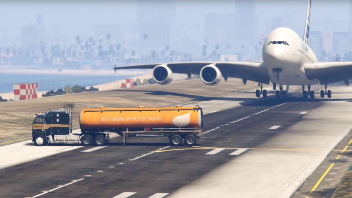 Pakistani politician mistakes a GTA 5 stunt video for real life, congratulates pilot