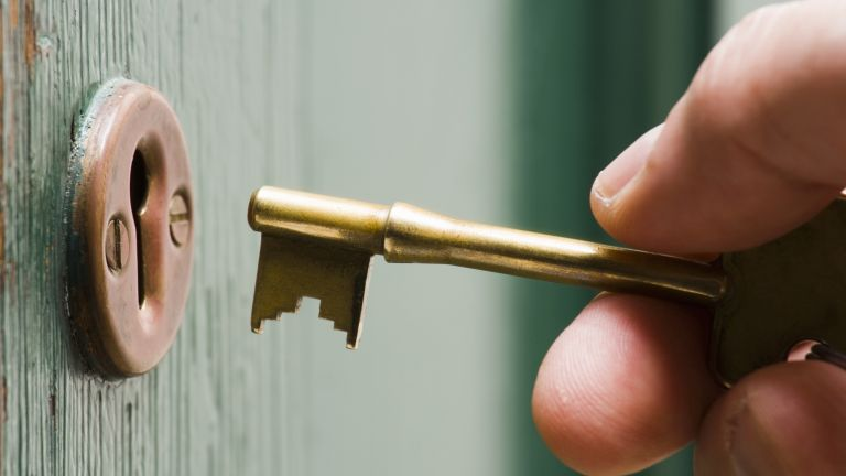 70 per cent of home owners do not recall locking their door