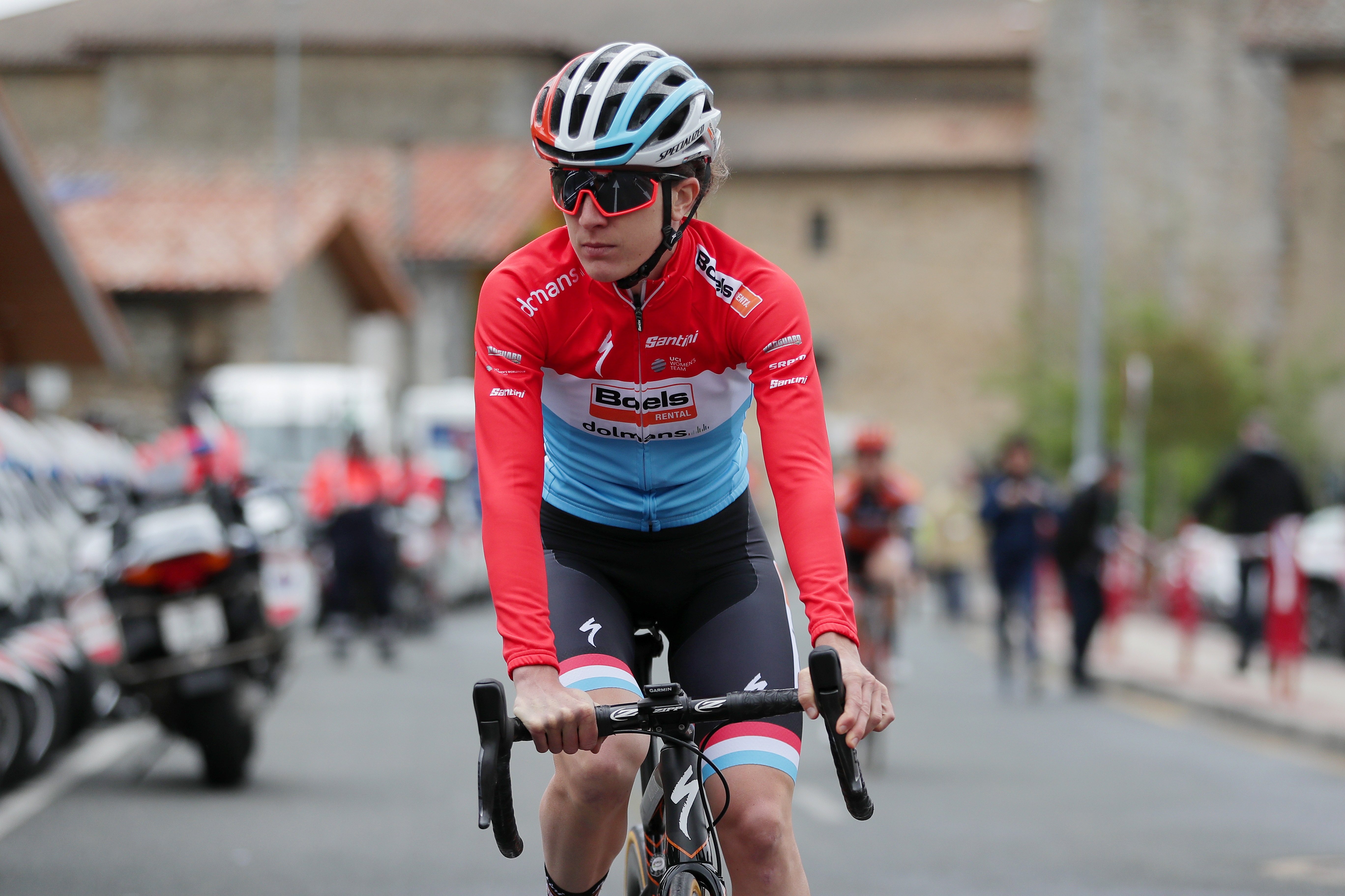 Christine Majerus: 'I wish the race jury would prioritise rider safety over sock height'