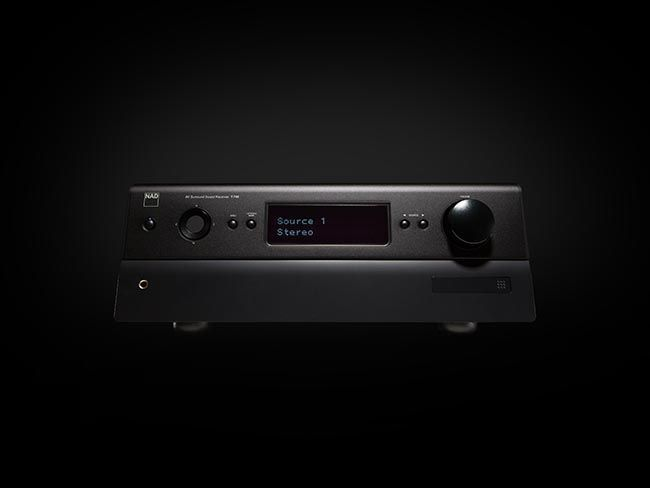 NAD T 748 V2 Review (Home Theater Receiver) Review - Pros