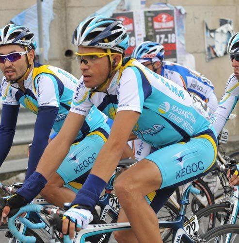 Alberto Contador Giro 2008