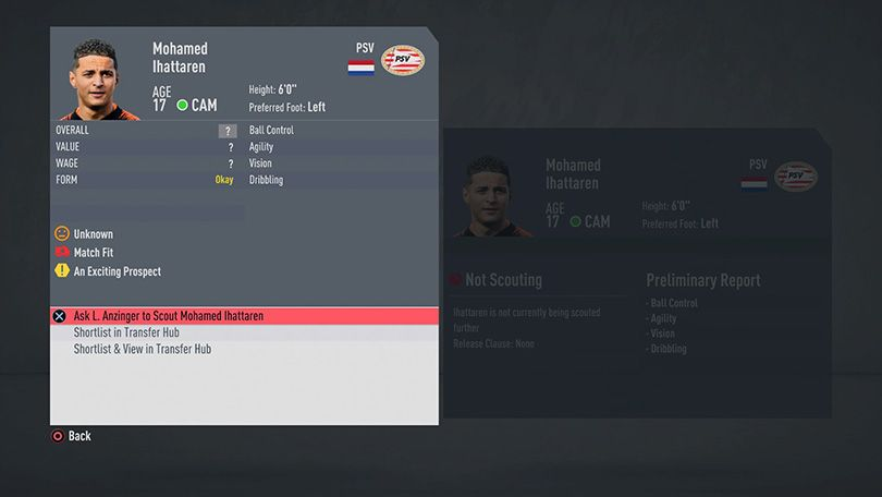 FIFA 20 career mode best young players: 15 wonderkids with world-class  potential | FourFourTwo