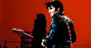 The King's 20 greatest hits, as voted for by the British public, are counted down in this programme showing in tribute to Elvis Presley, who died 39 years ago today.