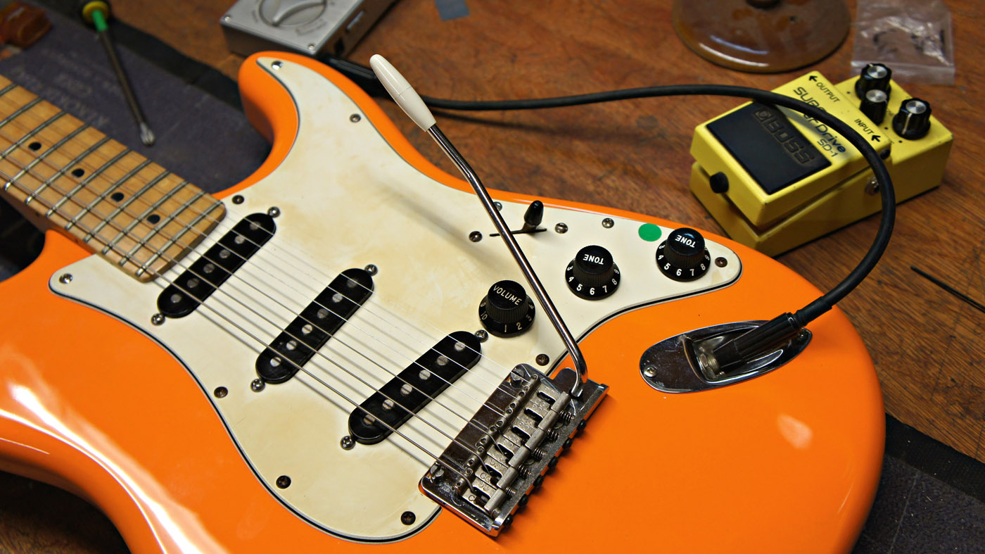 Guitar setup: how to set up your tremolo