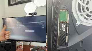 PS5 SSD