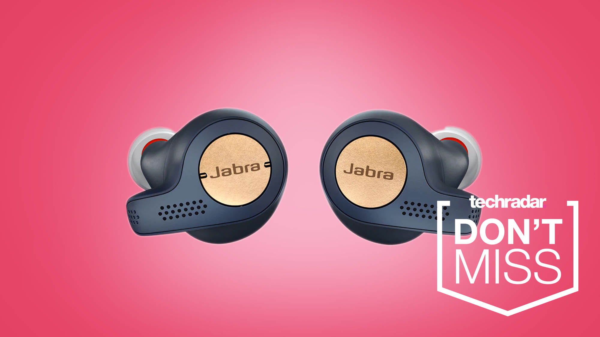 Jabra Elite 65t True Wireless Earbuds Are Just 99 In Outstanding Black Friday Deal Techradar
