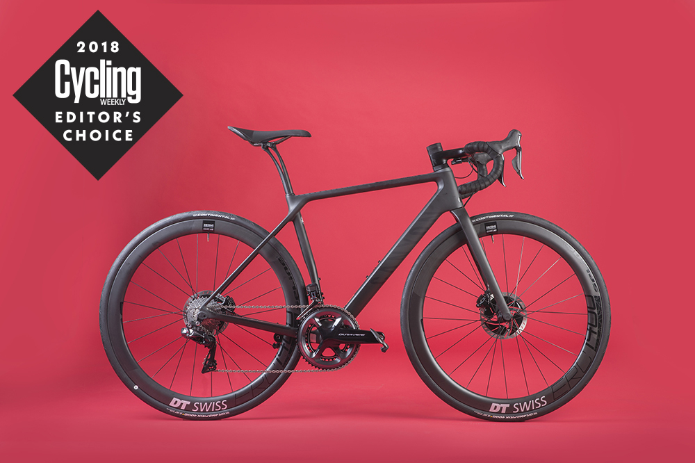 Canyon Endurace CF SLX 9 0 Disc review - Cycling Weekly